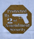 Protected by 2nd Amend