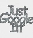 Just Google It1